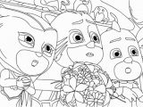 Pj Mask Cartoon Coloring Pages Pj Masks Coloring Pages