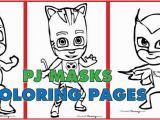 Pj Mask Coloring Pages Gekko Free Pdf Of Pj Masks Coloring Pages Catboy Gekko