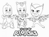 Pj Masks Free Printable Coloring Pages Pj Masks to for Free Pj Masks Kids Coloring Pages