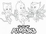 Pj Masks Free Printable Coloring Pages Pj Masks to Print for Free Pj Masks Kids Coloring Pages