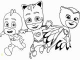 Pj Masks Printable Coloring Pages Pj Masks Coloring Pages