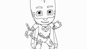 Pj Masks Printable Coloring Pages Pj Masks Party Printables for Free Mit Bildern