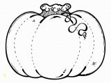 Plain Pumpkin Coloring Pages Free Pumpkin Coloring Pages for Kids