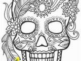 Plain Skull Coloring Pages 78 Best Dia De Los Muertos Inspiration Images