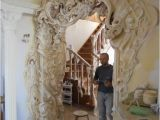 Plaster Of Paris Wall Murals Plaster Art Stuck Pinterest