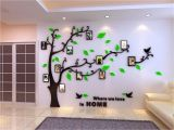 Platin Art Wall Mural Alicemall 3d Wall Stickers Frames Familytree Wall Decal Easy
