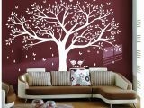Platin Art Wall Mural Bdecoll Tree Wall Sticker Art Diy Family Tree Wall Art Paper