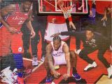 Play Ball Wall Mural Brand New Raptors Kawhi Murals to Be Unveiled Ahead Of Game