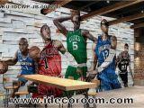 Play Ball Wall Mural Custom Size Diy Living Room Wall Murals In 2019