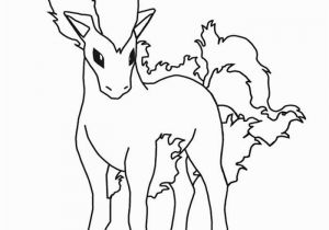 Pokemon Ball Coloring Page Ponyta Pokemon Coloring Page Color Me A Rainbow ✏
