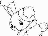 Pokemon Buneary Coloring Page Simisear Coloring Page Best Pokemon Coloring Pages Emolga