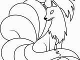 Pokemon Coloring Pages Free Online Ninetales Pokemon Coloring Page Free Pokémon Coloring Pages Pokemon