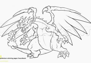 Pokemon Coloring Pages Houndoom Pokemon Coloring Pages Houndoom Houndoom Drawing at Getdrawings