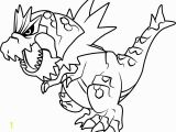 Pokemon Coloring Pages Online Tyrantrum Pokemon Coloring Page Free Pokémon Coloring Pages