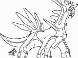 Pokemon Dialga and Palkia Coloring Pages Coloriage Pokemon Palkia Et Dialga
