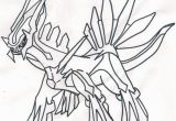 Pokemon Dialga and Palkia Coloring Pages Dialga Palkia Colouring Pages Coloring Home