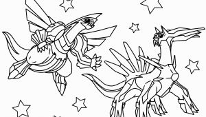 Pokemon Dialga and Palkia Coloring Pages Free Legendary Pokemon Coloring Pages for Kids