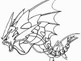 Pokemon Mega Gyarados Coloring Pages Pokemon Mega Coloring Page Mega Gardevoir Coloring Page