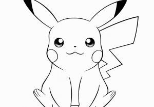 Pokemon Pikachu Coloring Pages Free Lovely Pokemon Pikachu Coloring Pages Free