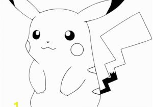Pokemon Pikachu Coloring Pages Free Pokémon Go Pikachu Coloring Page