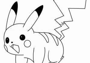 Pokemon Pikachu Coloring Pages Free Printable Pikachu Coloring Pages for Kids