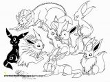 Pokemon Printable Coloring Pages Eevee Eeveelutions Coloring Pages 22 Pokemon Eevee Evolutions Coloring