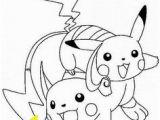 Pokemon Raichu Coloring Page 17 Best Pikachu & Raichu Images