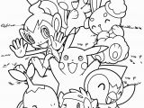 Pokemon Raichu Coloring Page Pokemon Characters Anime Coloring Pages for Kids Printable