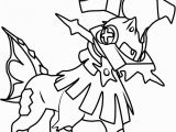 Pokemon Sun and Moon Coloring Pages Type Null Pokemon Sun and Moon