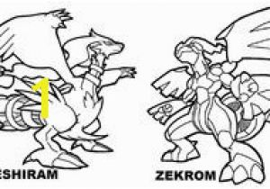Pokemon Zekrom Coloring Pages 101 Best Pokemon Coloring Sheets Images