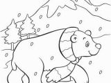 Polar Express Coloring Page Polar Bear Coloring Page Coloring Pages Polar Bears Amazing Baby