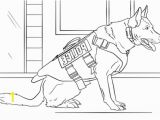 Police Dog Coloring Pages Printable Free Dog Coloring Pages Stvx Police Coloring Pages K 9 Police Dog