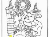 Pooh Christmas Coloring Pages 110 Best Tigger Color Book Pages 1 Images