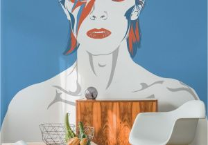 Pop Art Wall Mural David Bowie Wallpaper Mural