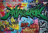Pop Art Wall Mural Graffiti Photo Wallpaper Street Art Graffiti Wallpaper