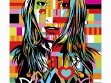 Pop Art Wall Murals Pin by Amulya Srestha On Abstract