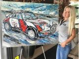 Porsche Wall Mural 61 Best Exclusive Porsche Paintings Images In 2019
