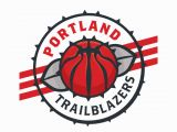Portland Trail Blazers Coloring Pages Nba Logo Redesigns Phoenix Suns