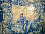 Portuguese Tile Murals Palacio Belmonte Lisbon Azulejos Pinterest