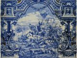 Portuguese Tile Murals Traditional Portuguese Tiles In the Modern Interior