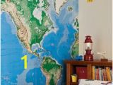 Pottery Barn Kids World Map Wall Mural 97 Best Pottery Barn Kids Images