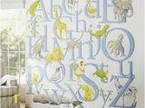 Pottery Barn Wall Murals Statement Wall Gender Neutral Nursery Ideas