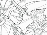 Power Rangers Beast Morphers Coloring Pages Coloriages Power Rangers Beast Morphers à Imprimer – Power