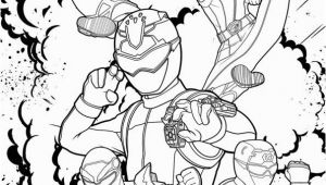 Power Rangers Beast Morphers Coloring Pages Kids N Fun