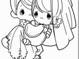 Precious Moments Bride and Groom Coloring Pages Coloring Pages Wedding Precious Moments Coloring Pages