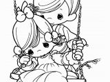 Precious Moments Coloring Pages for Adults Precious Moments Always with Coloring Pages for Kids
