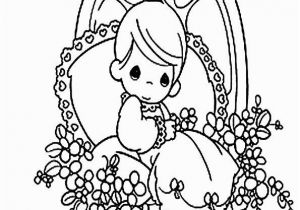 Precious Moments Coloring Pages to Print for Free Precious Moments Coloring Pages Religious Precious Moments