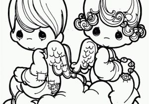 Precious Moments Indian Coloring Pages Precious Moments Angel Drawing at Getdrawings