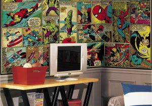 Prepasted Wall Murals Marvel Classics Ic Panel Xl Prepasted Surestrip Wall Mural 10 5