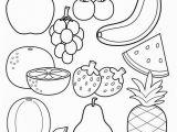 Preschool Apple Coloring Pages Frutta Preschool Worksheets